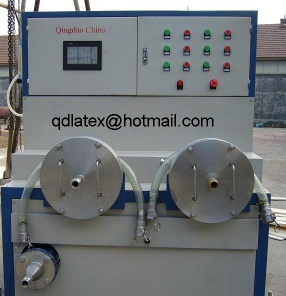 latex foaming machine - latex