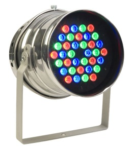 High Power 36 x 3W LED PAR 64 CANS RGB_stage light
