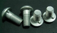 Guardrail Bolt, Round head Oval Neck Bolt - LT003
