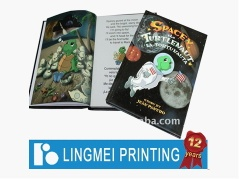 2012 Child Book Printing Service With Offset Printing - LM-Book Printing