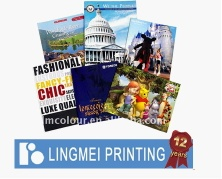 Monthly Magazine Printing With Digital Printing - LM-magazine printing