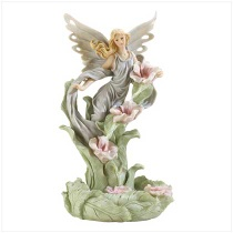 #38977 Forest Fairy Tabletop Fountain - #38977
