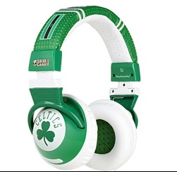 promotional computer headphone with customized logo