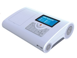 double beam spectrophotometer (scanning, large LCD display) - UV-9000