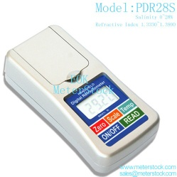 Pocket digital refractometer PDR28S - PDR28S