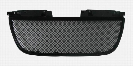 hot sale black Stainless Steel Wire Mesh car Grille for GMC - 44-0911