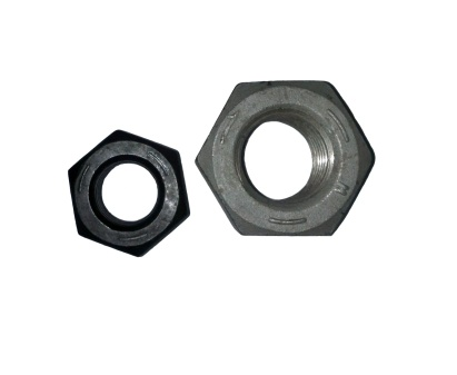 ASTM A563 C Heavy Hex Structural Nuts - ASTM A563