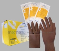 Orthopaedic Powder-free Latex Surgical Gloves - 1810