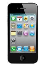 Apple iPhone 4 Black 16 GB