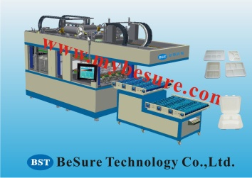 top quality pulp tabelware machine - C7000