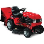 Westwood V20/50H Heavy-Duty Garden Tractor with Powered Grass Collector and 50 IBS Deck - 70-110