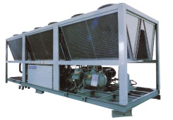 industrial screw air chiller - NWS-80ASCS
