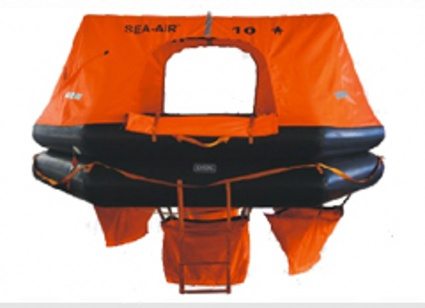 Throw-overboard Inflatable Liferaft(ZY Regulation,for fishing boat use only)