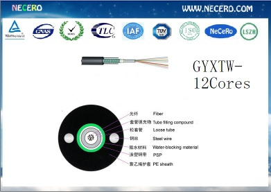 GYXTW unitube optical fiber cable - optical fiber cable
