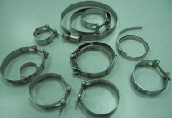 Precision Machining,Precision Part,CNC Part,OEM Part,Clip,Ring - Precision Machining