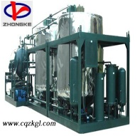 waste recycling oil purifier - zya device