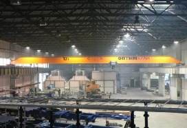 Optim-Crane Single-girder overhead travelling crane - 002