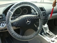 Disposable PE Steering Wheel Cover - Oudei-004