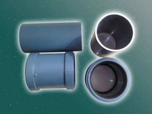 Factory of PP Soundproofing Drain Pipes and Fittings