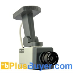 Dummy Security Camera with Real Looking (Motion Detector, Activation Light) - TXR-I239
