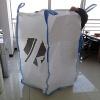 pp big bulk bag for one ton  Minerals products with over lock sewing