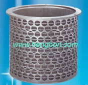pressure screen basket - screen basket