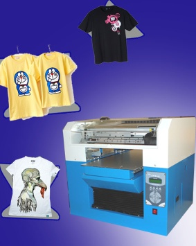 Digital T-Shirt Printer - 001