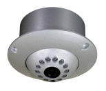 Ceiling IR Camera SONY CCD 10m Night Vision Distance 3.6mm Lens