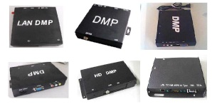 Advertising player box HD media box DMP machine - 4