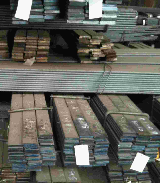 Spring Steel Flat Bar - JSP0001