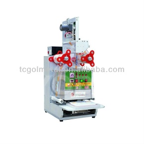 Plastic cup sealing machine - CCP-K400