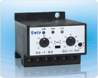 SWJ1 Electronic Multi-function Protect Relay Series - SWJ1