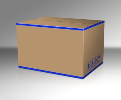 Kraft Paper Cardboard Boxes, Great Popularity - currugated carton