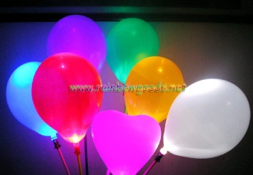 LED Flashing Balloon, LED Flashing Gifts - SCG-03