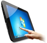 10.1 tablet PC with WIFI ,3G and capacitive touch screen - i-019