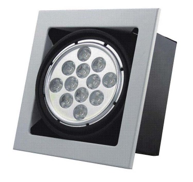 12w led square ceiling spotlights, led square downlight