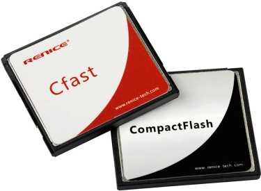 50 PIN Compact Flash Card - RIS032-PX5C