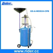 24 gallon  (90L) oil extractor,oil extractor pump,oil drainer - GS-A-WOD24-CPB