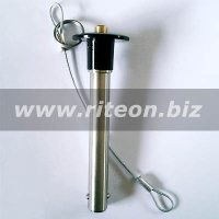 Button handle quick release pin,ball lock pin/50SB30 - 50SB30