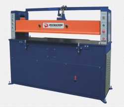 25T Oil-pressure cutting press machine/shoe making machine - R-588B