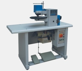 Auto-cementing Edge Folding machine