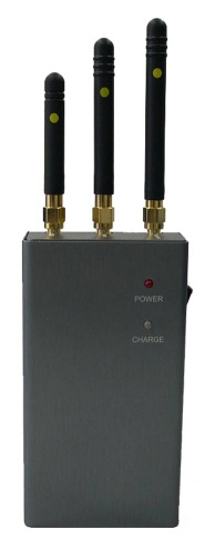 pocket mobile phone jammer, light and handy - P-4421M