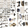 MERCEDES TRUCK SPARE PARTS - 5500 pieces of items