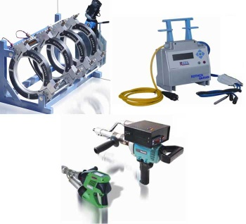 Polyethylene Welding Machine