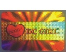 Full color beautify hologram anti-counterfeiting label - hologram