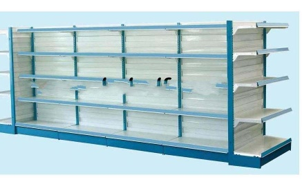 convenience store shelving - x-08