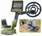 Garrett GTI 2500 Pro with Eagle Eye Treasure Hound Metal Detector - GTI 2500