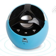 2013 low factory price vibration bluetooth speaker - SY-V01