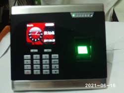 Secubio Isystem300 Wall Mounted and Desktop Fingerprint terminals and Access control reader - Isystem300