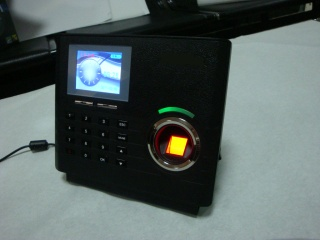 Secubio Iclock900 TFT LCD Biometric Time clock and access control - Iclock900